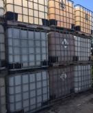 275 Gallon Oil Liquid Waste Grade Poly IBC Tote Tank