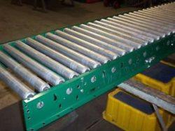 used conveyors, used material handling equipment, industrial equipment, used racking, ibc liquid poly tote tanks, gravity conveyor