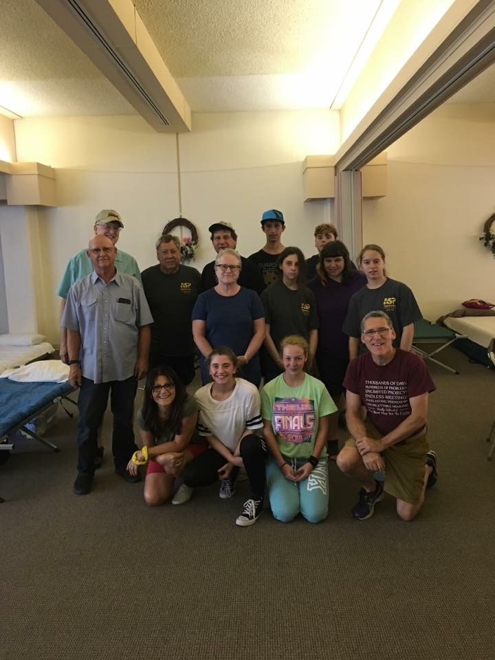 Appalachian Service Project 2018 Mission Trip