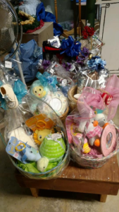 Spring Baskets Galore, April 4 at 10 AM @ Enfield Congregational Church UCC