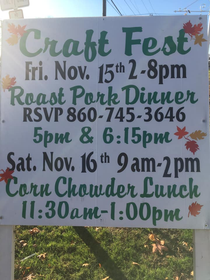 A Successful 2019 Craft Fest November 15 and 16
