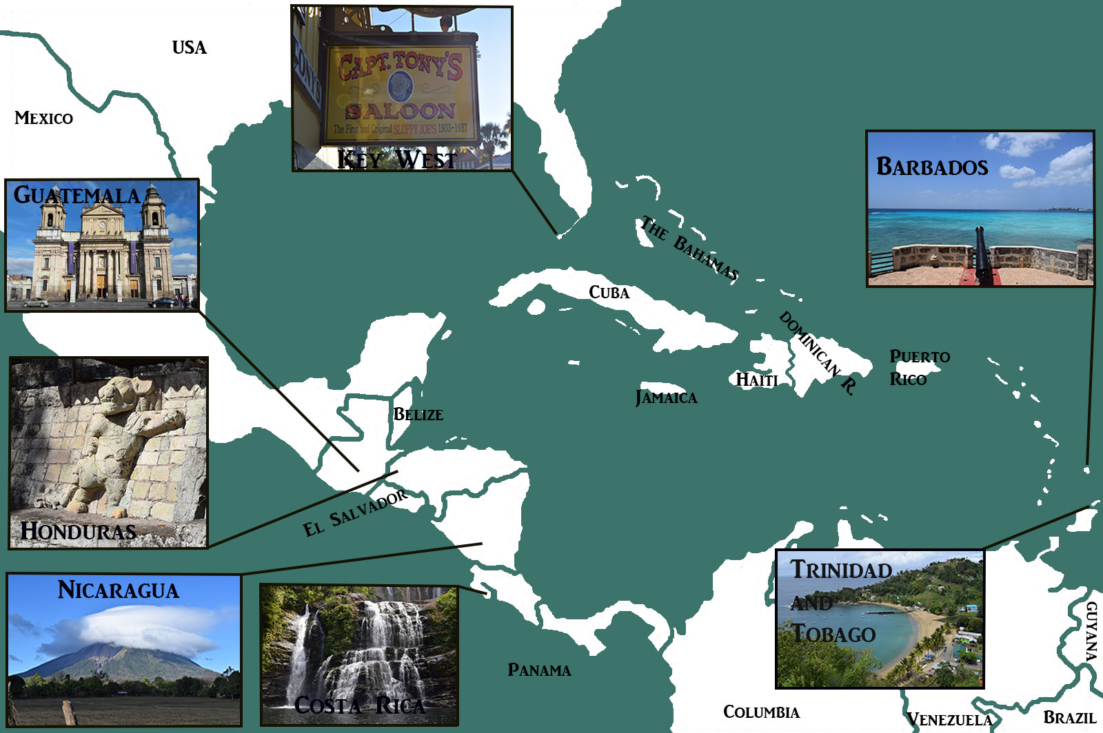 central america and the caribbean Final