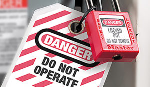 repeat Lockout Tagout loto failures