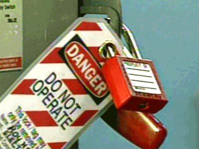 Lockout Tagout Policy