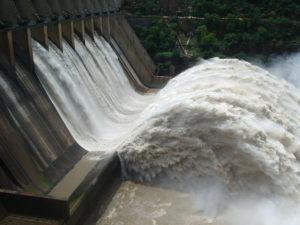 arc flash hydroelectric