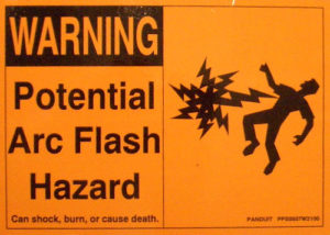 fatality arc flash