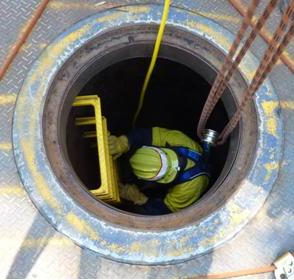 confined space accident, safety