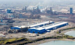 steel mill industrial accident