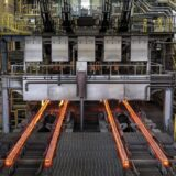 Worker Falls at Canadian Steel Mill