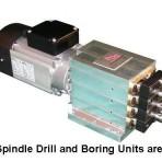 Drill and Boring Units