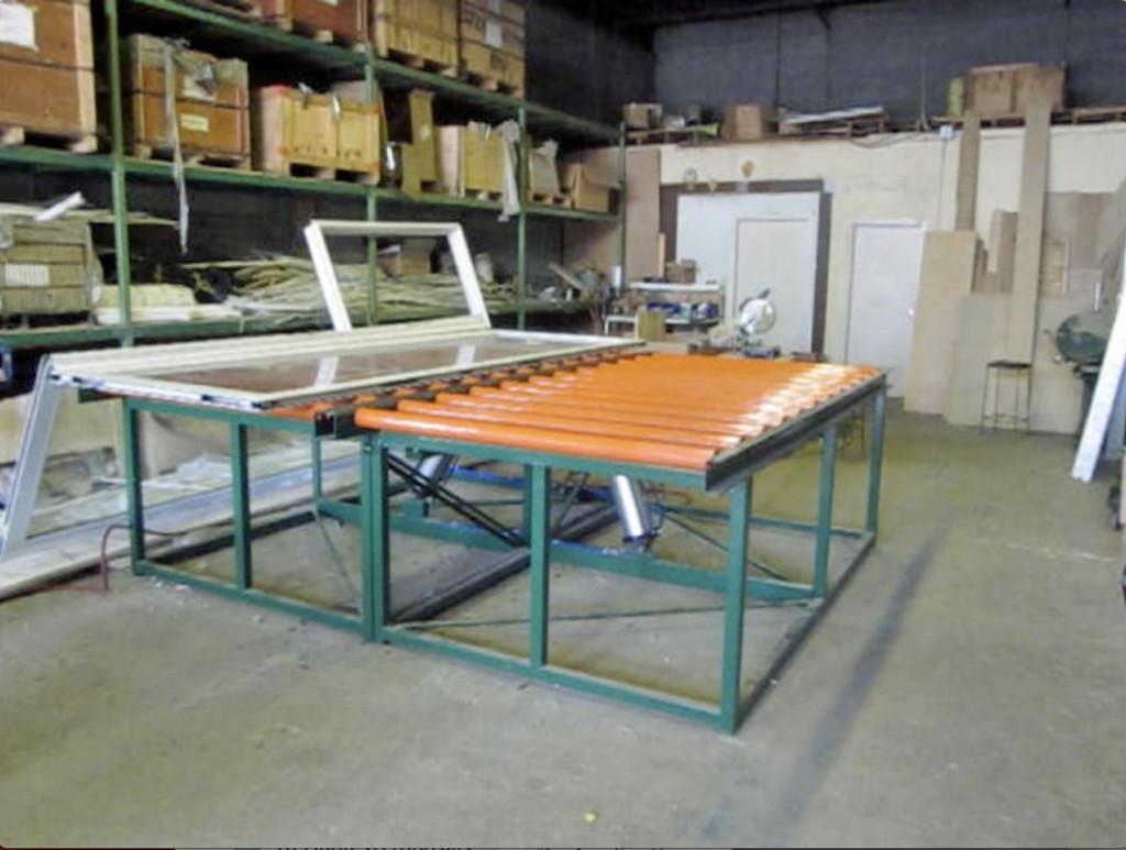 Door Flipping Table 1
