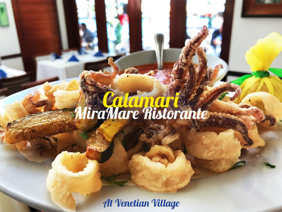 Our Delicious Calamari Recipe