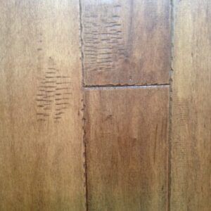 """5"""" Hand-scraped Engineered Maple"""