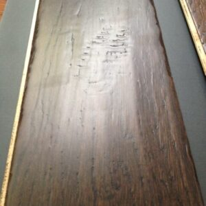 Handscraped Engineered Oak