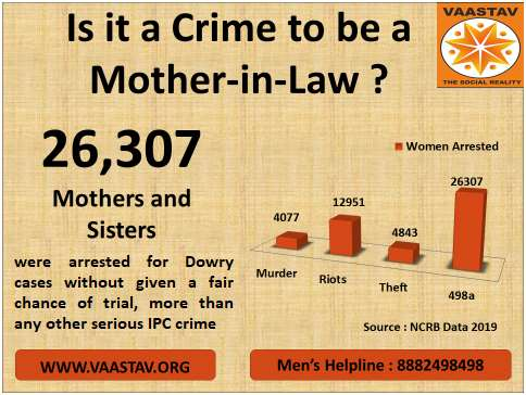 Is it crime to be a mother-in-law