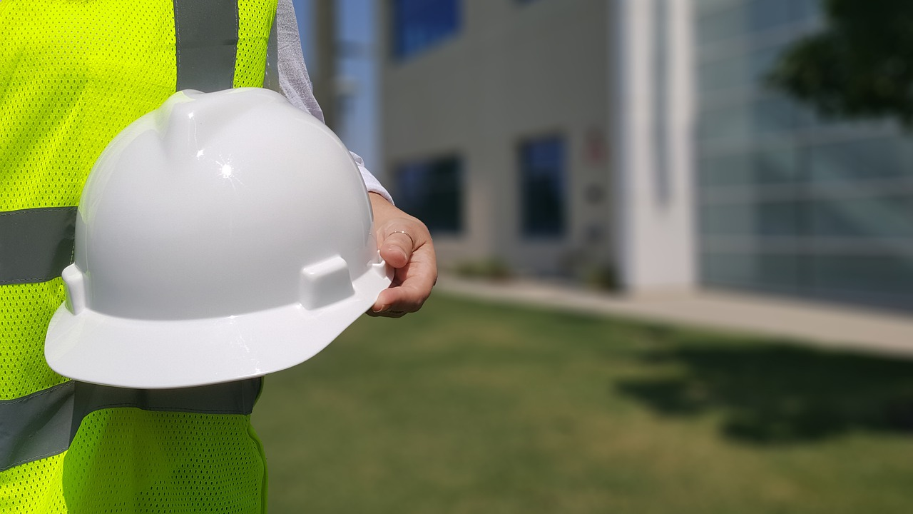 hard hat, safety hat, construction