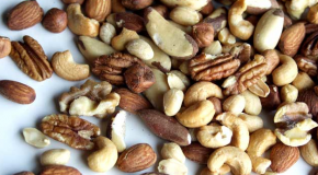 What nut do you avoid in a can of mixed nuts?
