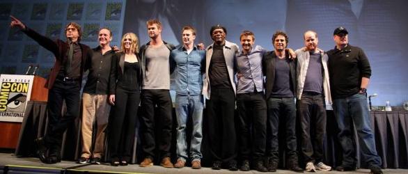 """""""The Avengers Trailer"""" Podcast"""