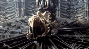 Why aren't you watching the Prometheus trailer?