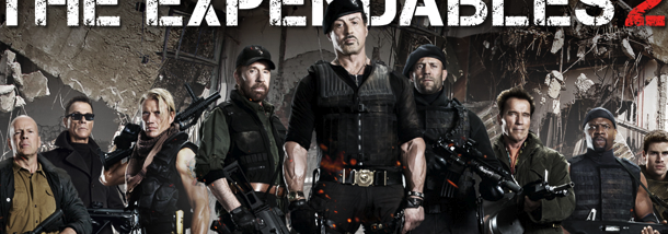 Expendables 2 Podcast