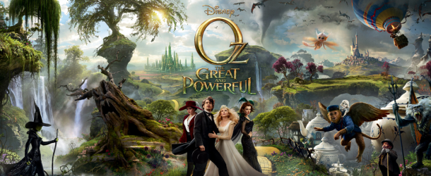 """""""Oz: The Great and Powerful"""" Podcast"""