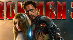 """Iron Man 3"" Podcast"
