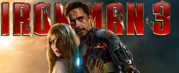 """Iron Man 3"" Podcast"