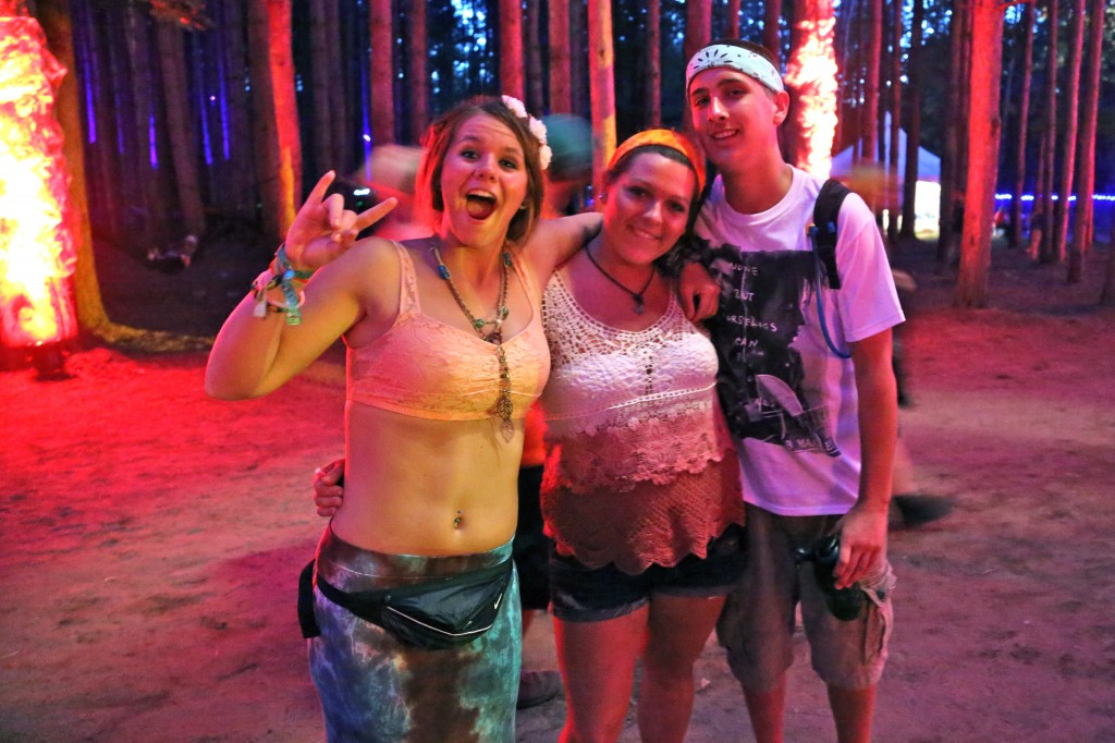 electric forest folk