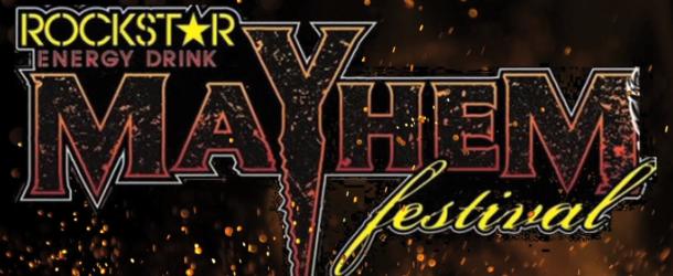 """Rockstar's Mayhem Festival"" Video Coverage"