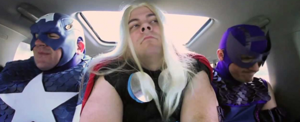 Would you rather carpool with the Avengers or the Justice League?