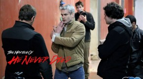 """He Never Died"" BTS Photos!"