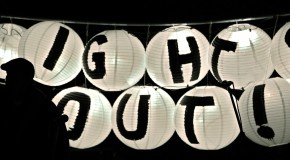Earth Hour Lights Out Toronto 2014!