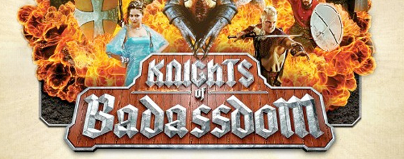 """""""Knights of Badassdom"""" Review"""