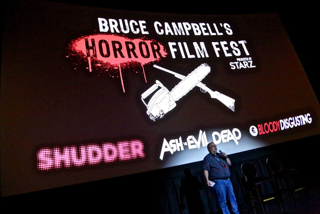 Bruce Campbell Festival Capone