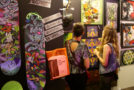 """Booze and Pancake Art Show"" Gallery"