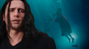 """""""Disaster Artist"""" and """"Shape of Water"""" Podcast!"""