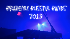"""Brazenly Blissful Bands"" 2019"
