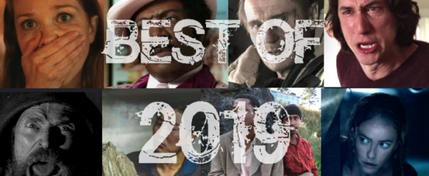"""""""Best Movies/TV of 2019"""" Podcast!"""