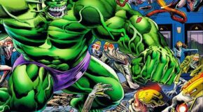 """Hulk read Hulk Comic"" Weekly Pull 3/25/20"