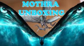 MOTHRA UNBOXING