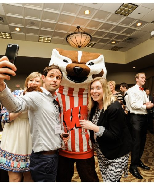 Wisconsin Catholic Wine Festival with Bucky Badger Concourse Ballroom Madison