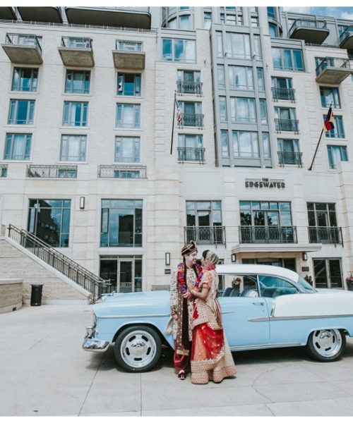 Indian Wedding Madison Wisconsin at the Edgewater
