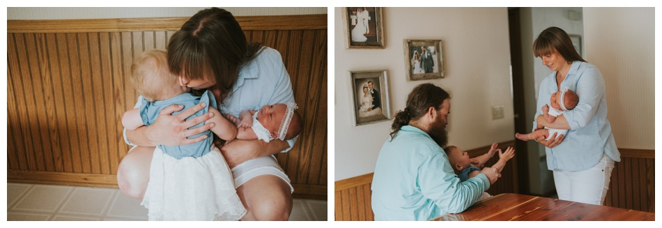 McFarland Newborn Photographer