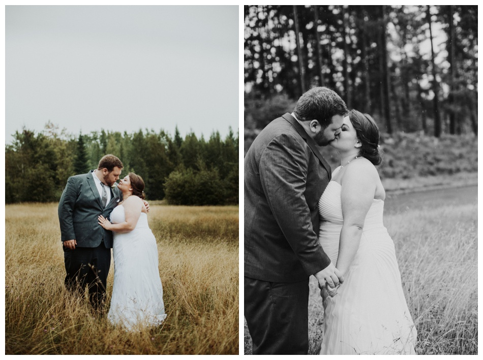 Northwoods Wedding Photographer