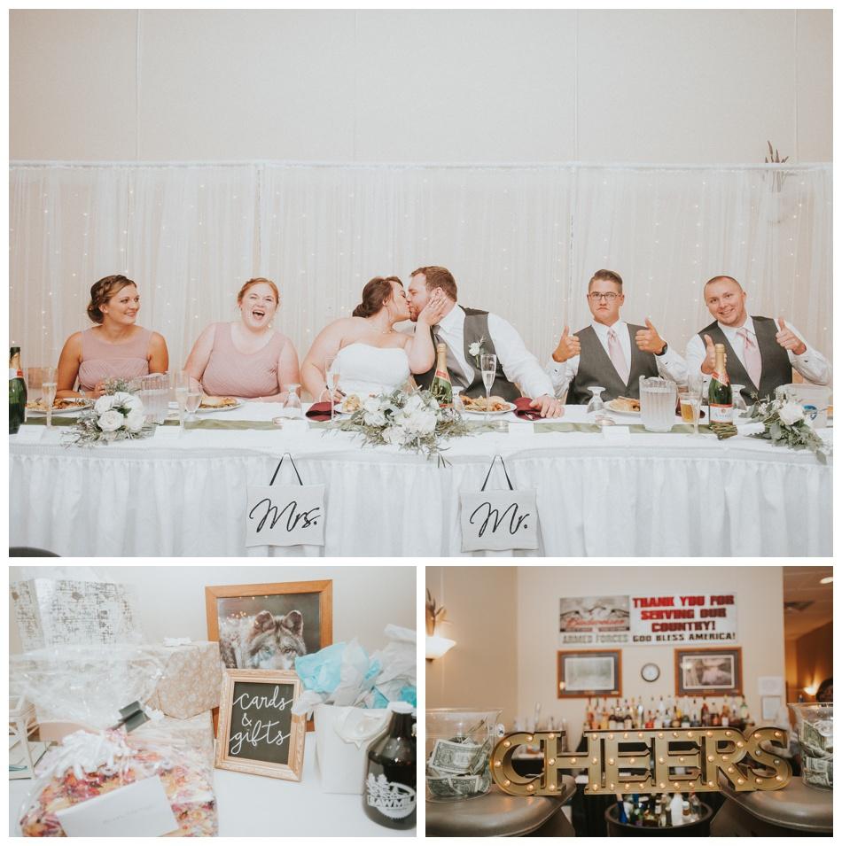 Northwoods Wedding Photographer