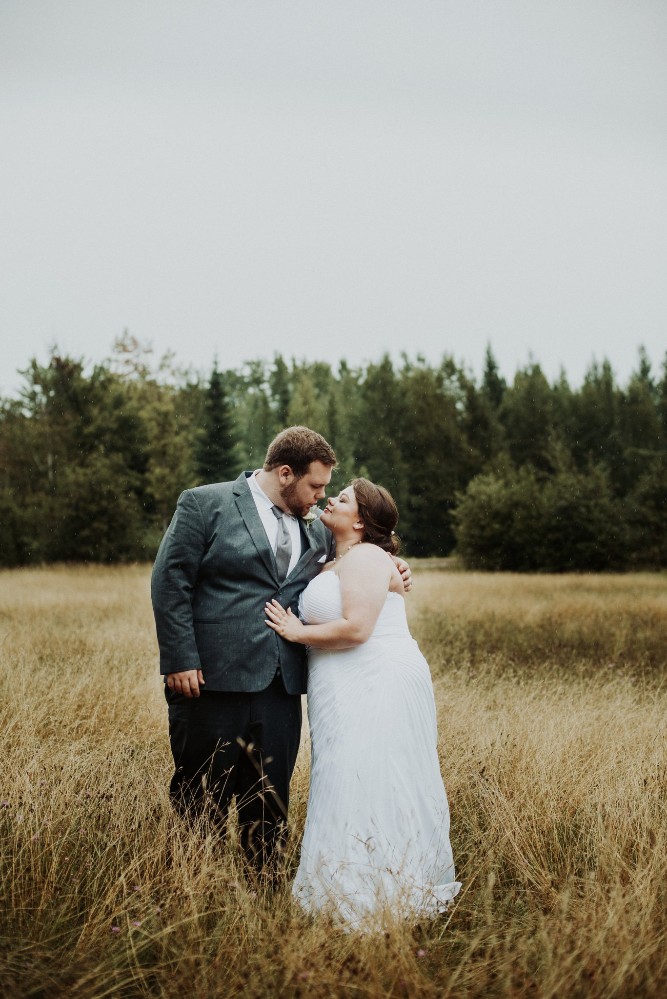 Northwoods Wedding