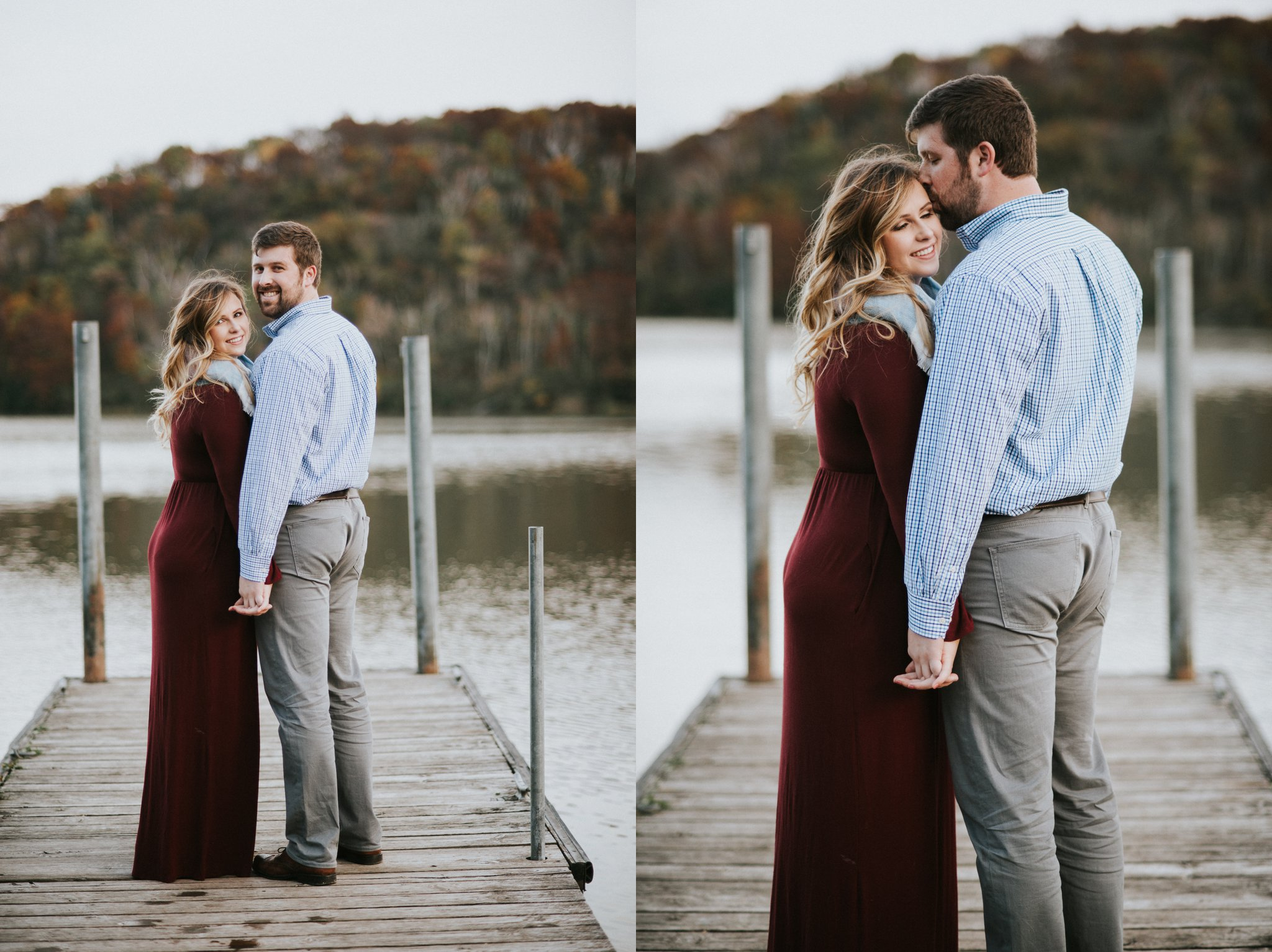 indian lake county park engagement session