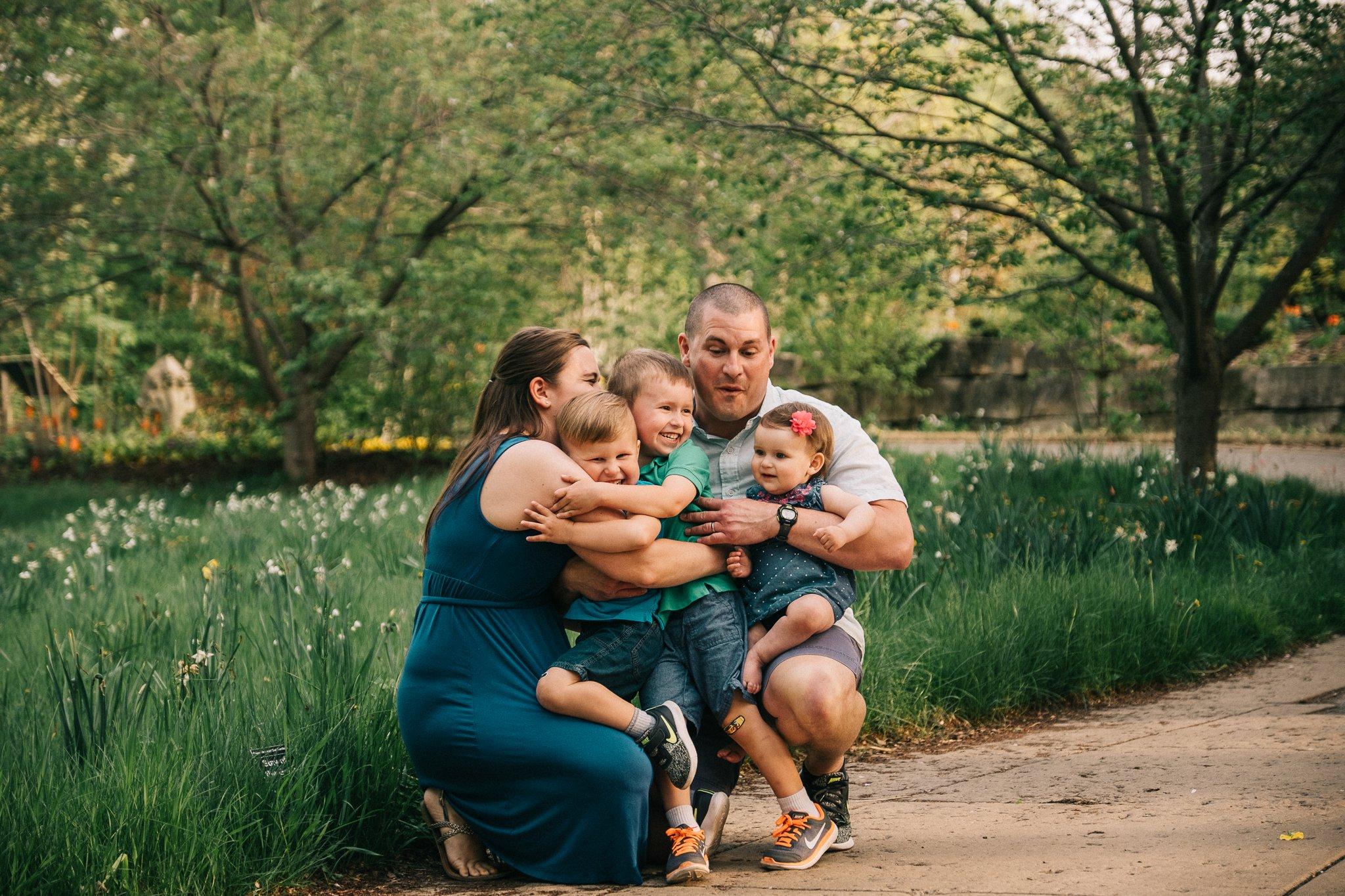Olbrich Garden's Family Session