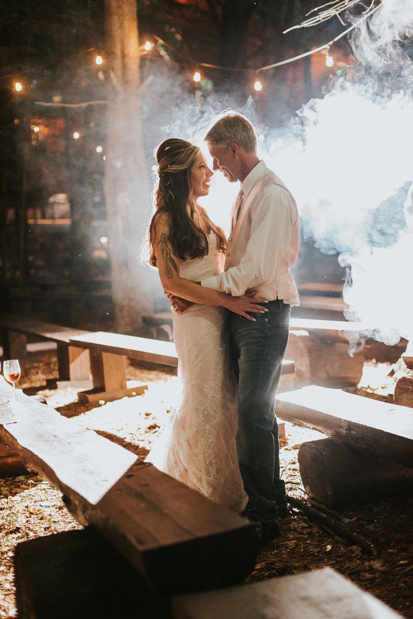 The Swan Barn Door Wedding