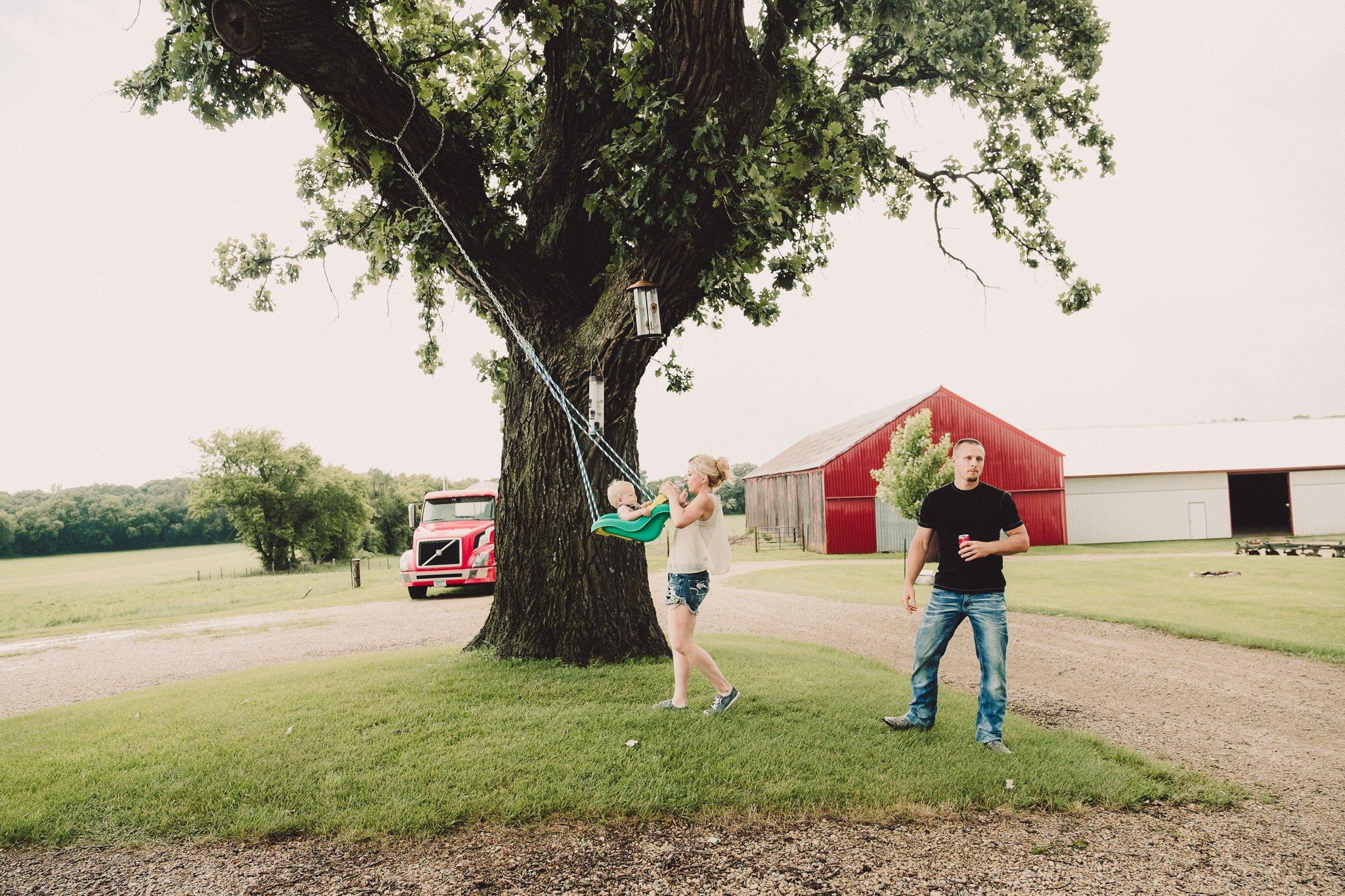 Family Farm Photography